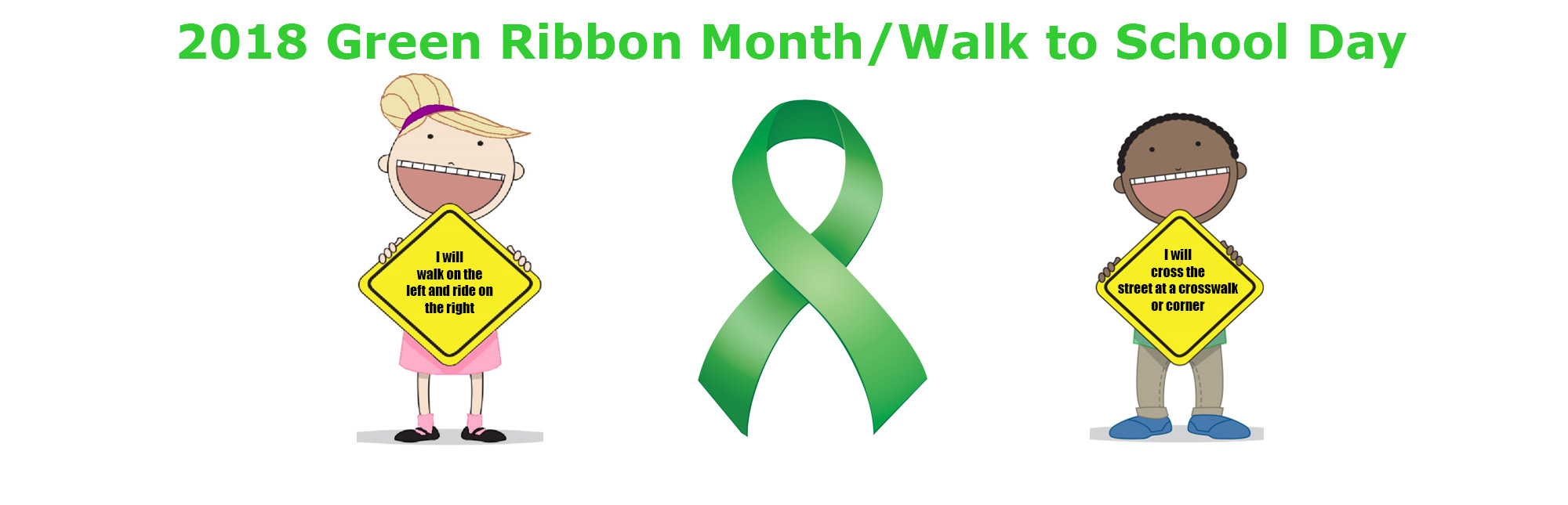 Green Ribbon Month